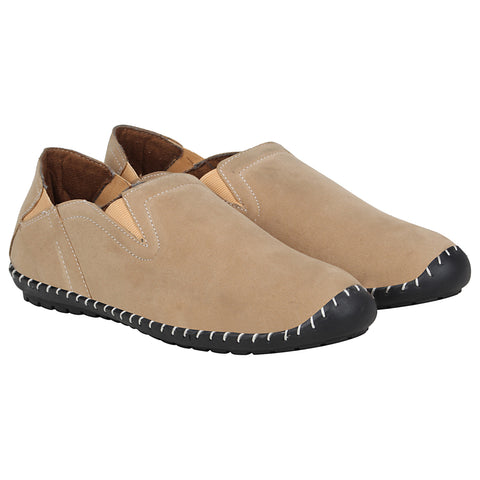 Kraasa 4192 Beige Casual Loafers