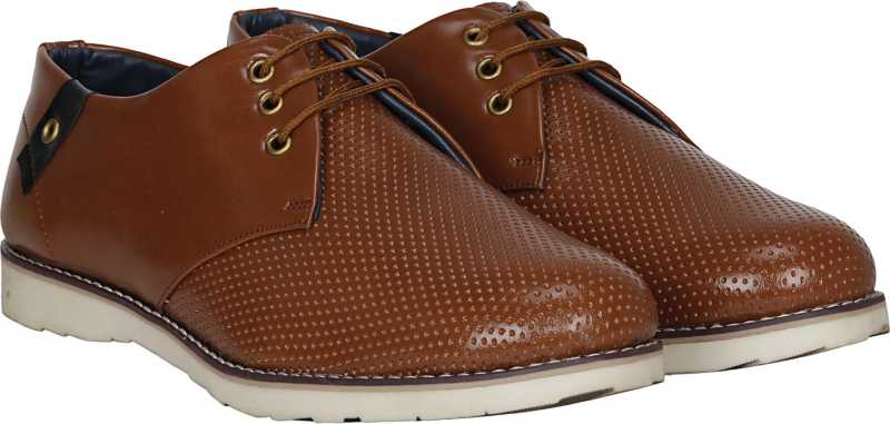 Kraasa Show Casuals For Men (Tan)