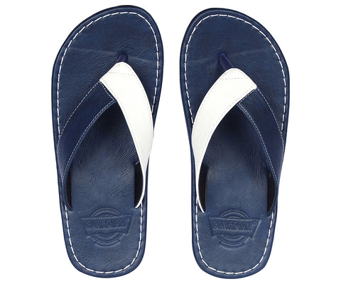 Kraasa 826 Blue Slippers