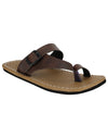 Kraasa 864 Brown Slippers - TheKraasa