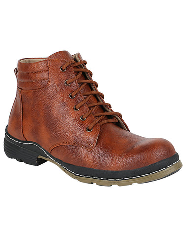 Kraasa 932 Tan Long Boots