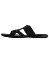 Kraasa 952 Black Slippers