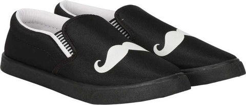 Shoe Daddy Phantom Loafers For Men (Black)