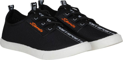 Shoe Daddy Sneakers For Men (Black)