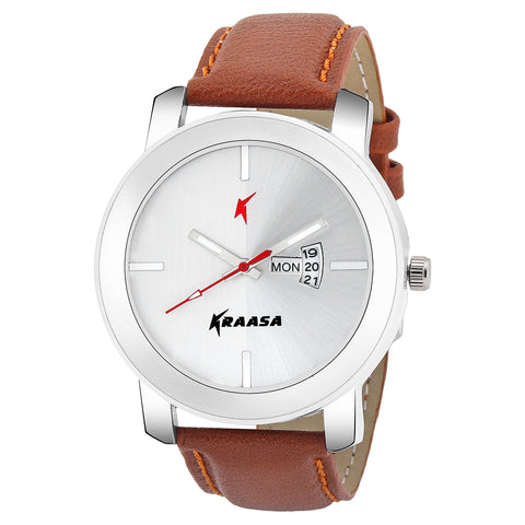 Kraasa KW2002 Hybrid Watch  - For Men ()