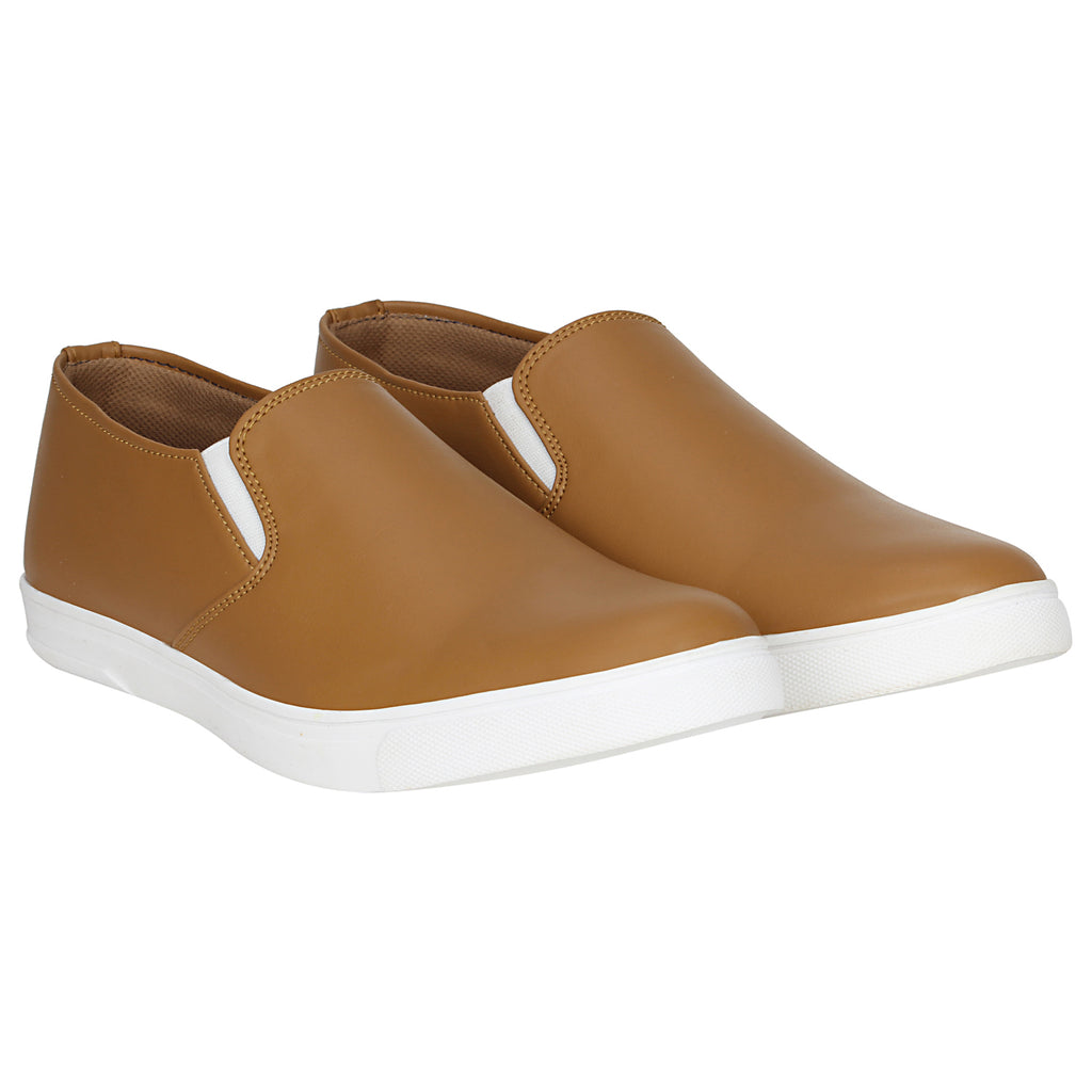 Kraasa 4137 Tan Loafers