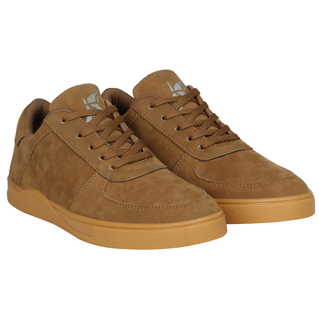 Kraasa 4136 Tan Sneakers
