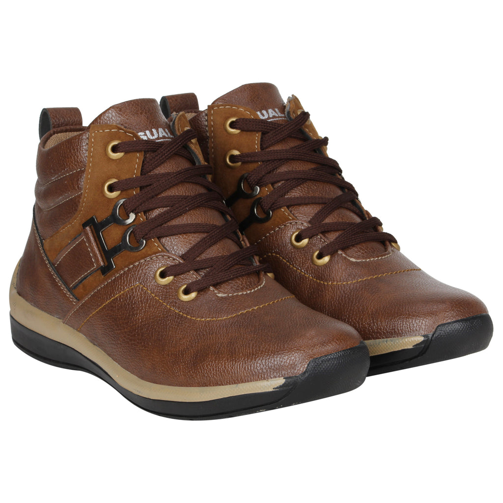 Kraasa 4154 Brown Boots