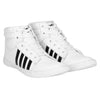 Knot n Lace 4110 White Casual Shoes