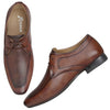 Kraasa 1072 Brown Formal Shoes