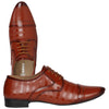 Kraasa 1075 Tan Formal Shoes
