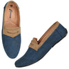 Knot n Lace 4111 BlueBrown Casual Shoes