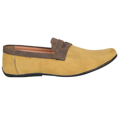 Knot n Lace 4111 TanBrown Casual Shoes