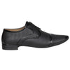 Kraasa 1075 Black Formal Shoes