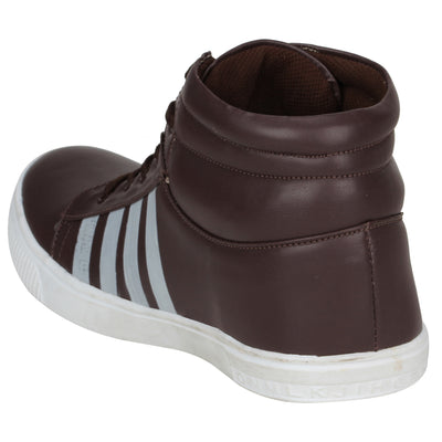 Knot n Lace 4110 Coffee Casual Shoes