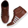 Knot n Lace 4110 Brown Casual Shoes