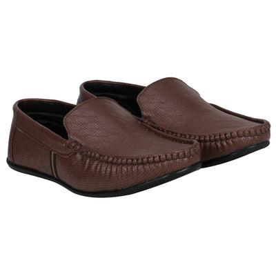 Kraasa 4114 Brown Loafer