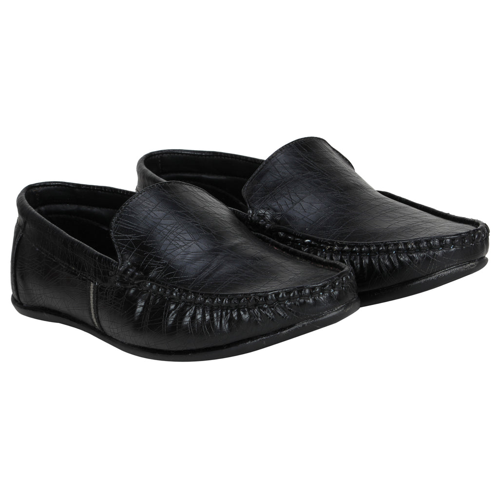 Kraasa 4115 Black Loafer