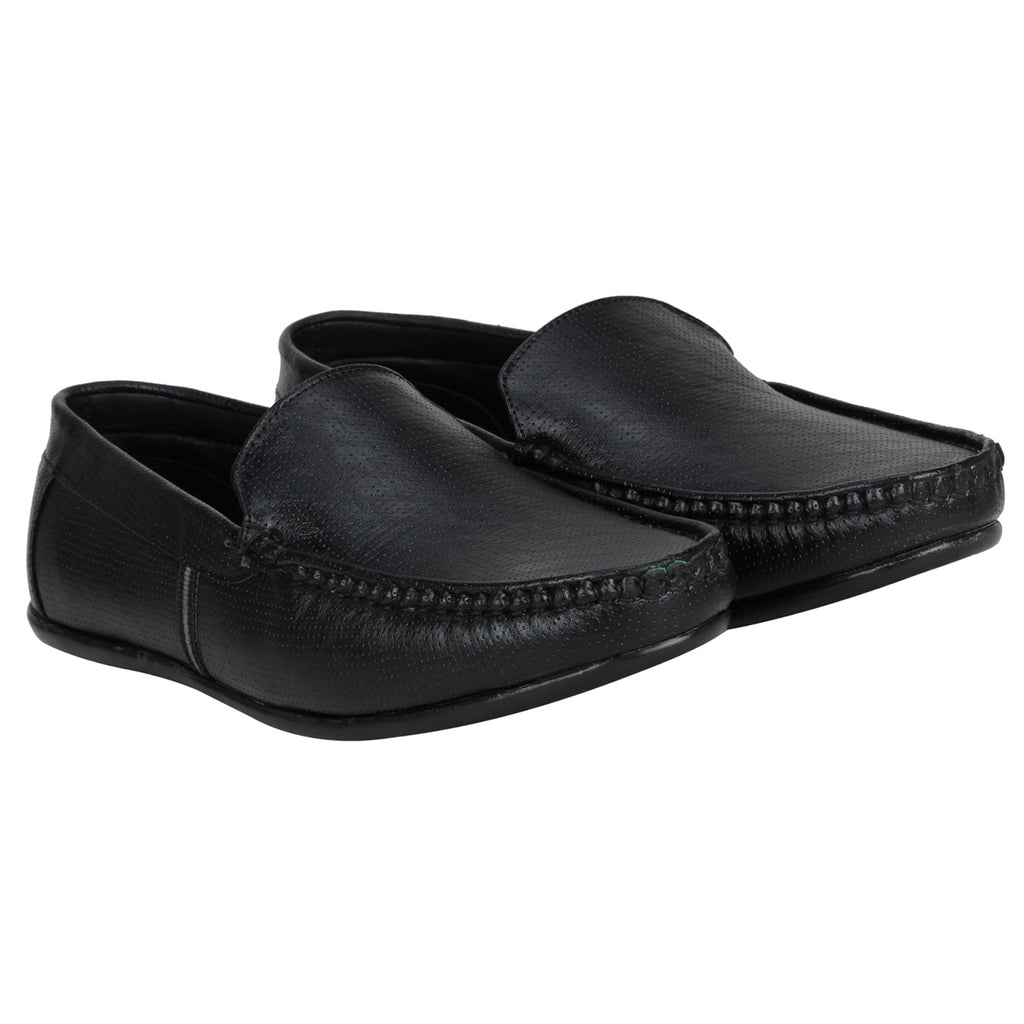 Kraasa 4114 Black Loafer