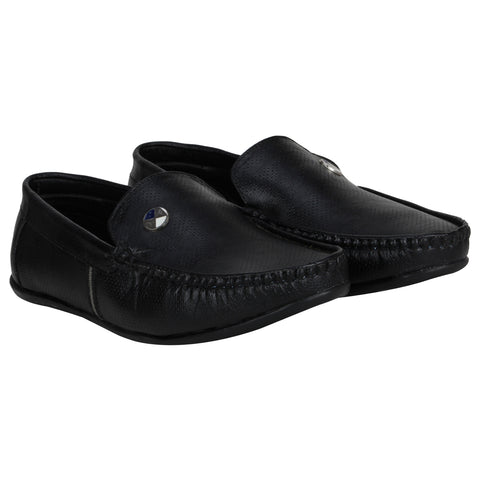 Kraasa 4116 Black Loafer