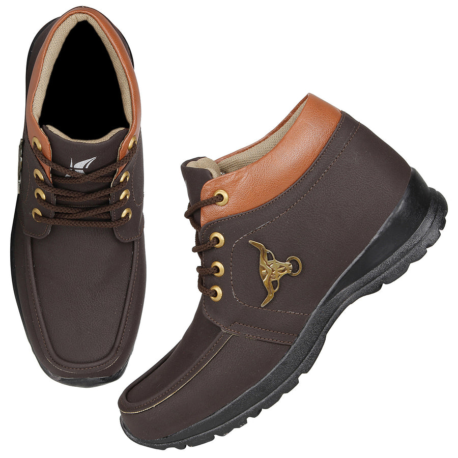 Kraasa 4156 Brown Boots