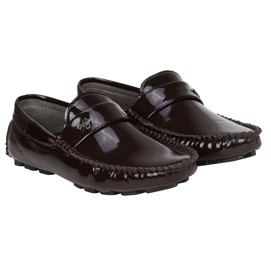 Kraasa 4141 Brown Loafers