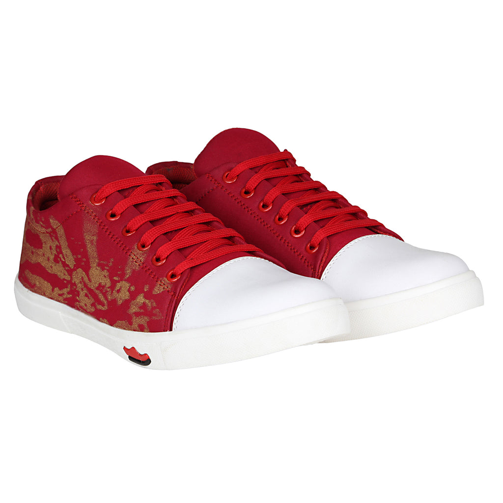 Kraasa 4123 Cherry Sneakers