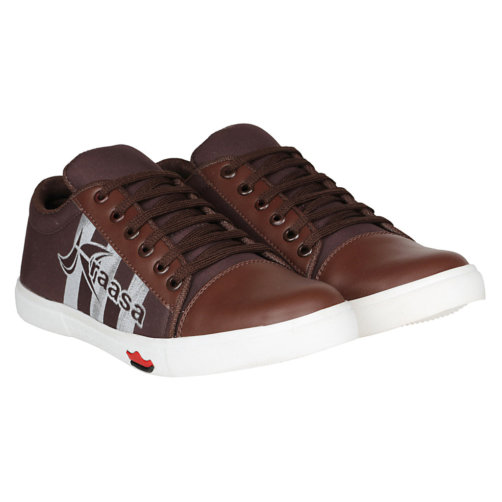 Kraasa 4122 Brown Sneakers