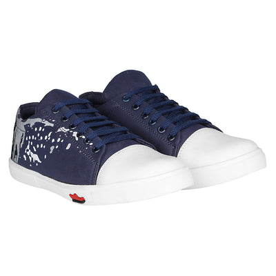 Kraasa 4123 Navy Sneakers