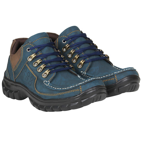 Kraasa 4180 Blue Casual Men Boots