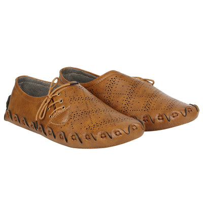 Kraasa 4120 Tan Loafer