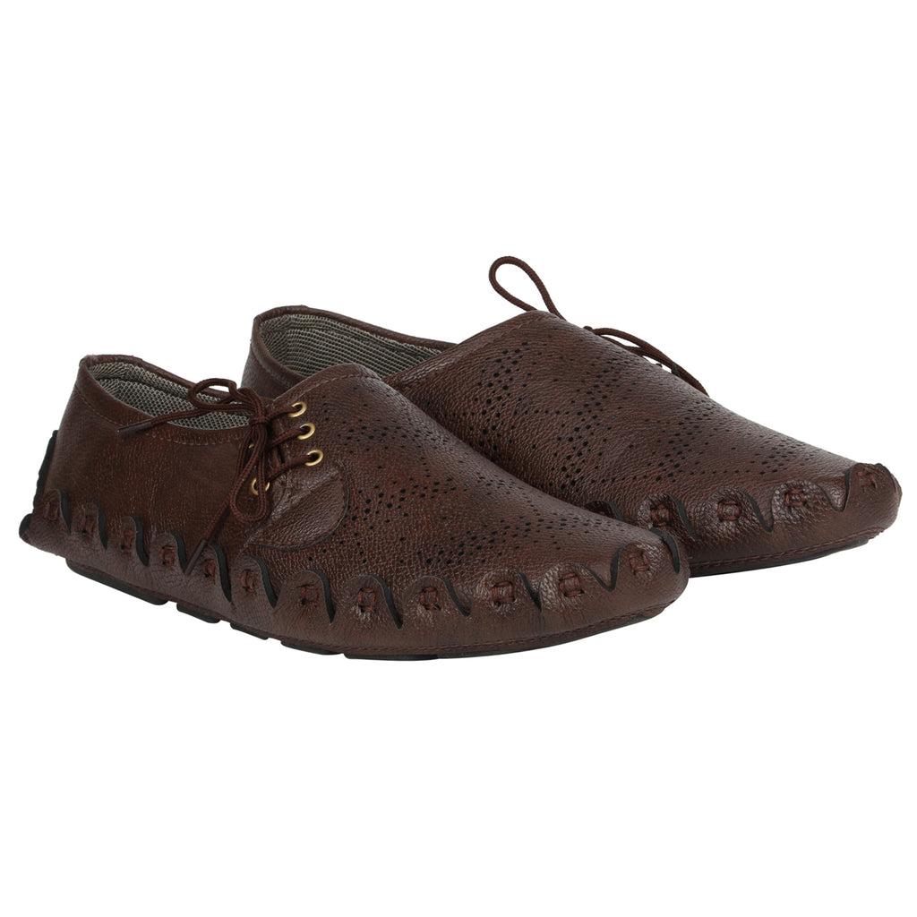 Kraasa 4120 Brown Loafer