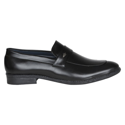 Kraasa 1078 Black Formal Shoes