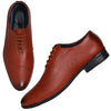 Kraasa 1081 Tan Formal Shoes