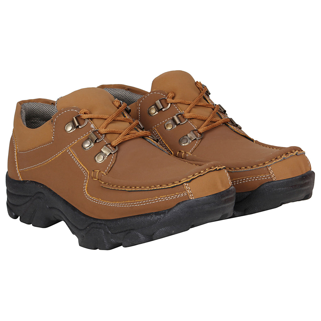 Kraasa 4181 Brown Casual Men Boots