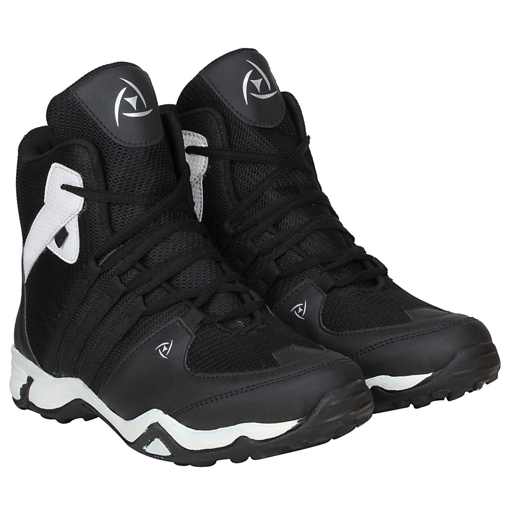 Kraasa 7071 Black Sports Shoes