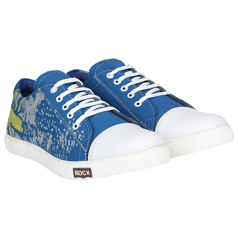 Kraasa 4133 Blue Sneakers