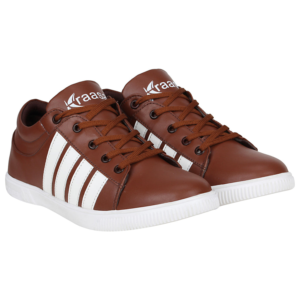 Kraasa 4185 Brown Casual Sneakers