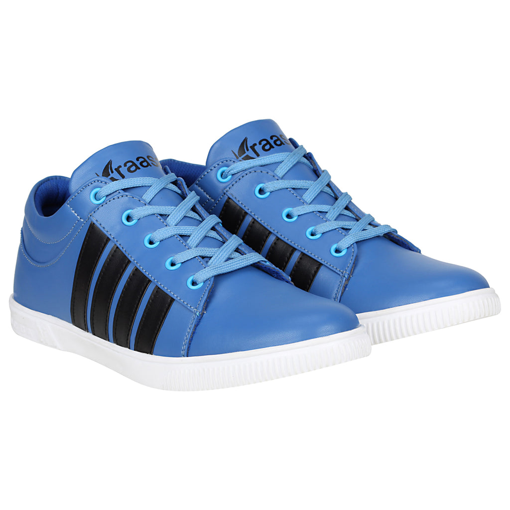 Kraasa 4185 Blue Casual Sneakers
