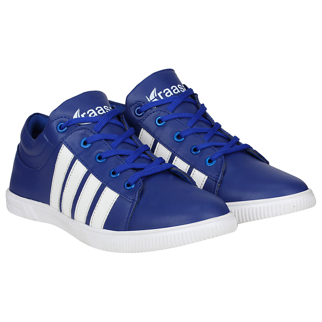 Kraasa 4185 RoyalBlue Casual Sneakers