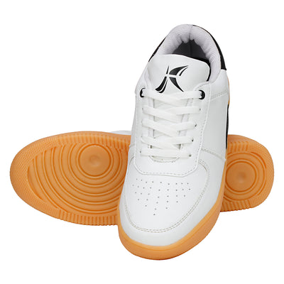 Kraasa 4066 White Sneakers