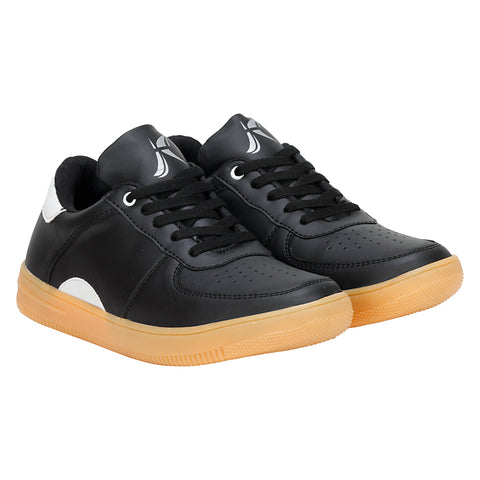 Kraasa 4066 Black Sneakers