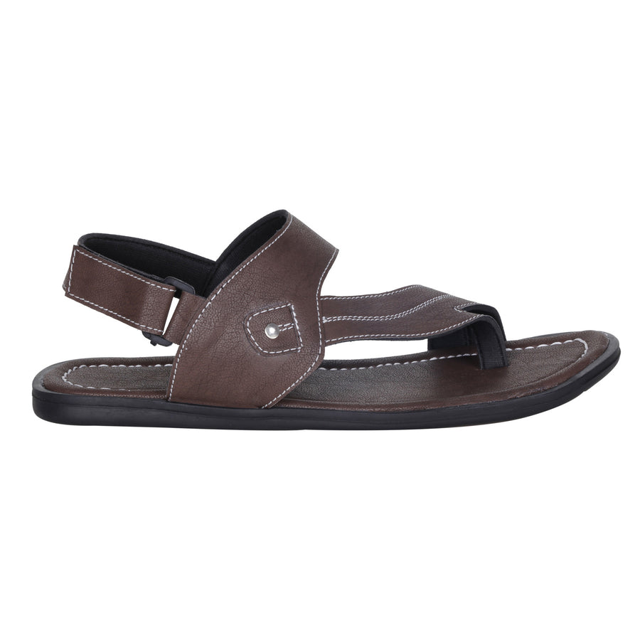 Kraasa 10003 Coffee Sandal