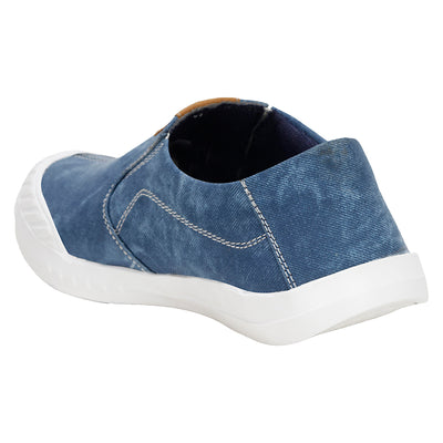 Kraasa 4071 Blue Loafers