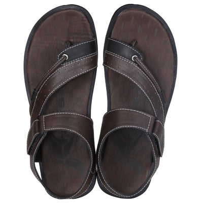 Kraasa 10001 Coffee Sandals
