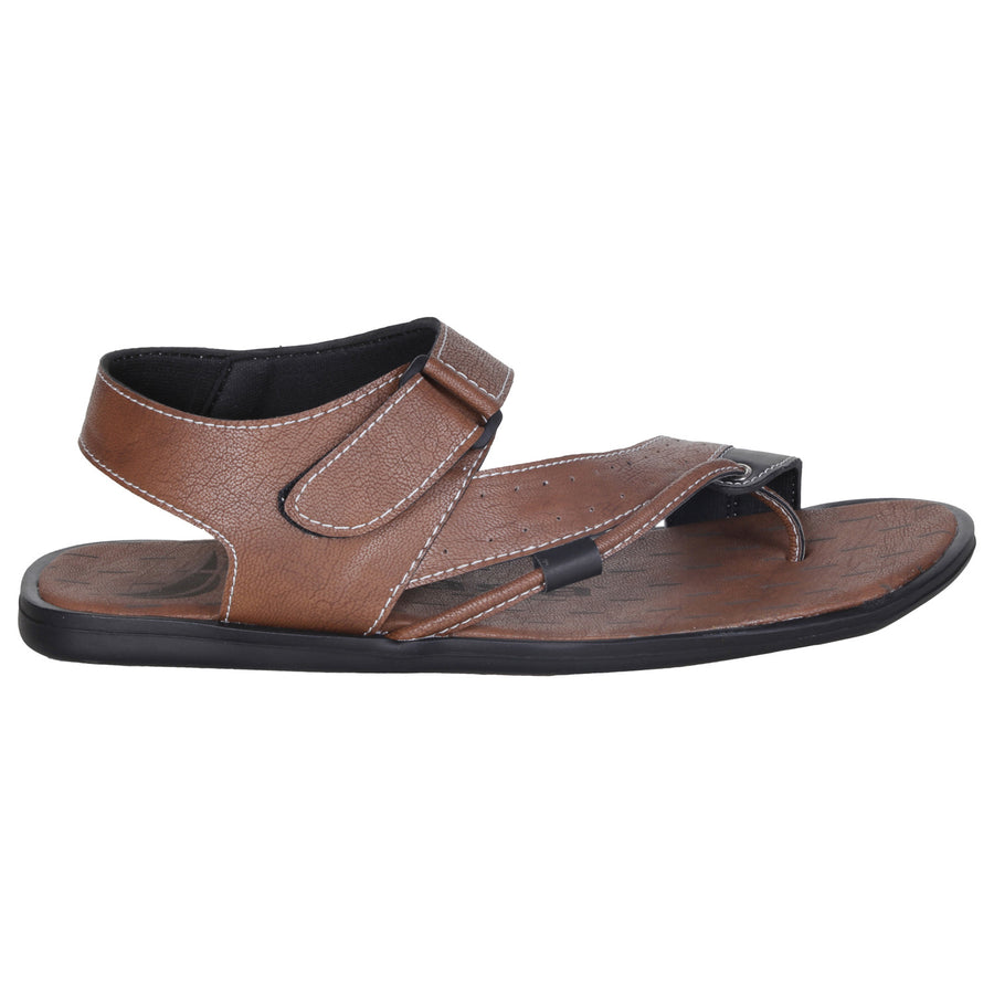 Kraasa 10001 Brown Sandal