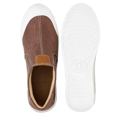 Kraasa 4071 Brown Loafers