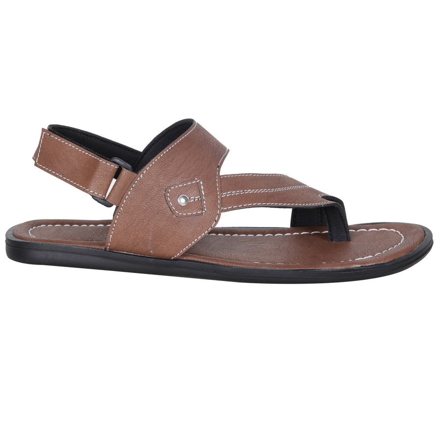 Kraasa 10003 Brown Sandal