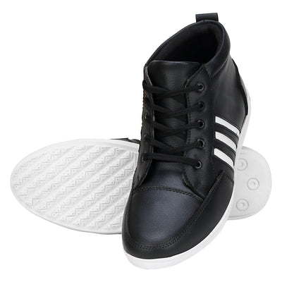 Kraasa 4078 Black Sneakers