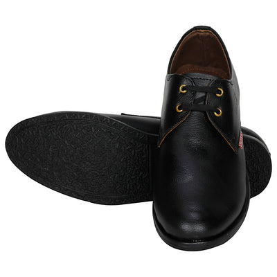 Kraasa 1034 Black Formal Shoes